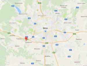 U Dráhy 414/3, Ostopovice