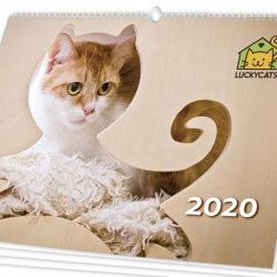 KALENDÁŘE 2020 již k dodání!